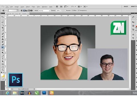 [Speed art] Smudge Painting  ( Photoshop CS5 )