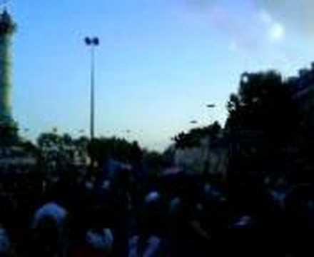 TECHNO PARADE 2007. La Bastille s appell FG