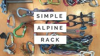 Building a Simple Alpine Rack