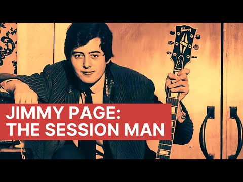 Jimmy Page   The Session Man