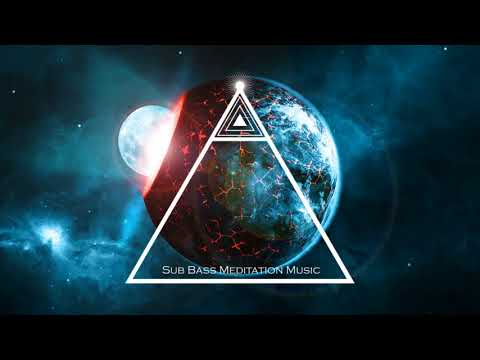 Meditation Music - Sub Bass Heart Beat Pulse Music for Relax