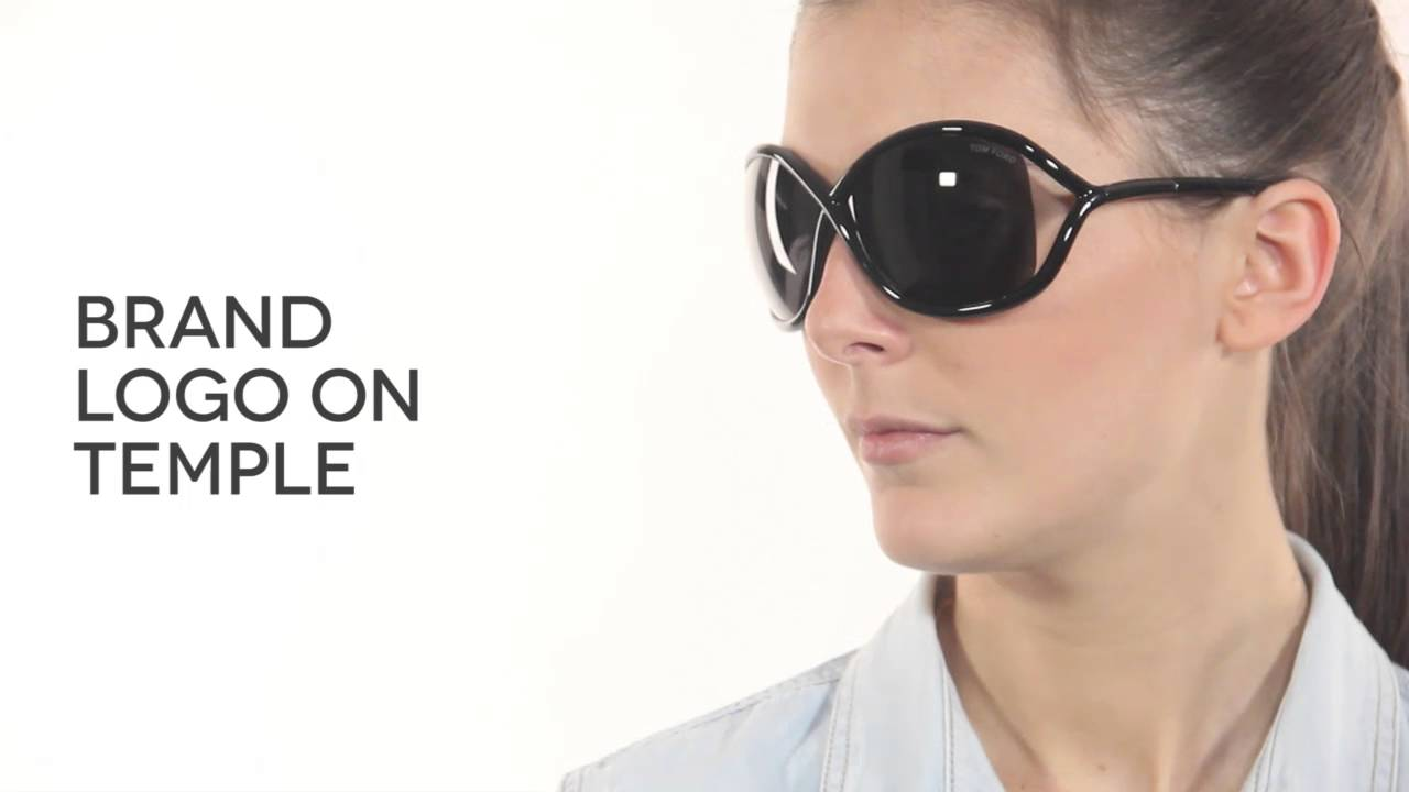 0f6300b58d0f4 Tom Ford FT0009 WHITNEY 199 Sunglasses Review