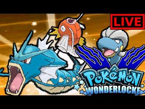 🔴 POKÉMON X Wundertausch Livelocke: Die Power ist back!
