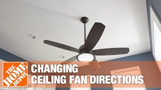 Ceiling Fan Directions