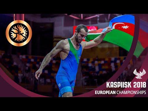 BRONZE GR - 77 kg: T. DZAMASHVILI (GEO) v. E. MURSALIYEV (AZE)