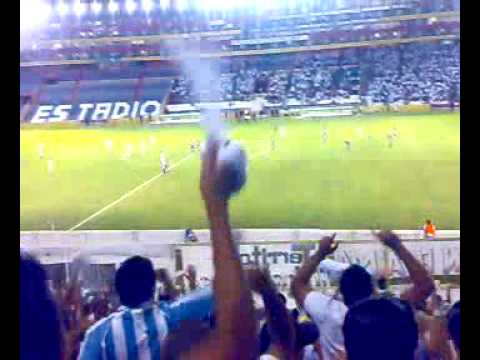 ALIANZA F.C. VS AFI(Celebracion del tercer gol)