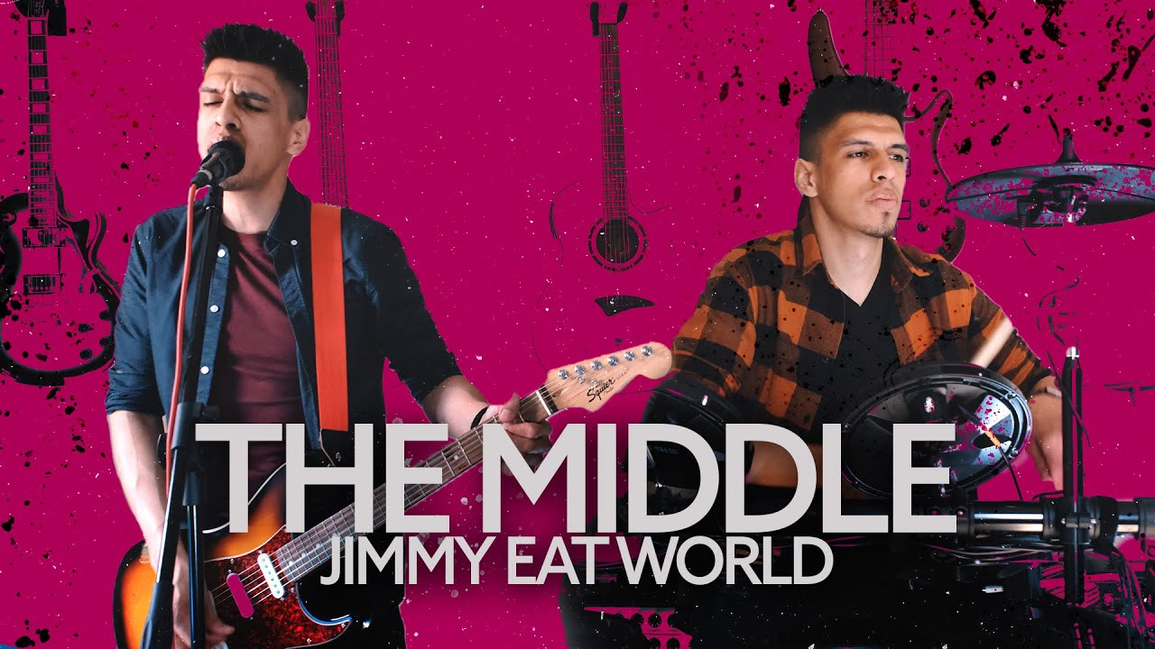 Download The Middle - Jimmy Eat World (Cover)