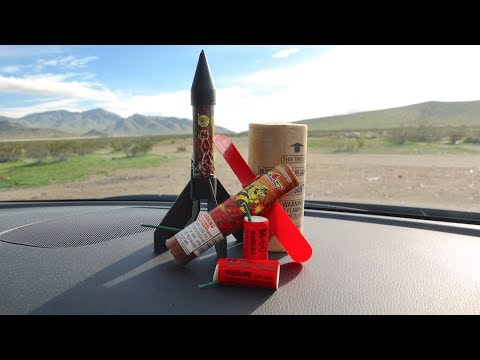 July 2nd 2017 Fireworks and Guns