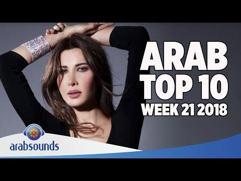 ARABIC SONGS: Top 10 of Week 21 2018 | 21 أفضل 10 اغاني العربية للأسبوع