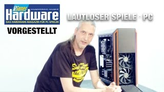 Lautloser Spiele-PC von Be quiet | Technik vorgestellt