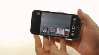 Samsung Ativ SE user interface