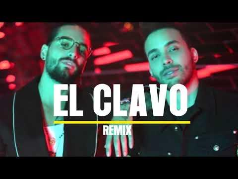 El Clavo ❌Prince Royce - Ft Maluma