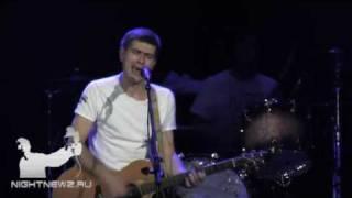 """Сплин """"Остаёмся зимовать"""" (live)"""