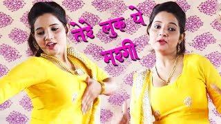 इस डांसर के लुक पे मरते है छोरे | Sunita Baby Dance 2018 | Letest Haryanvi Song | Trimurti