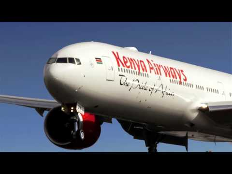 "Kenya Airways building on ""Africa's Leading Airline"" accolade"