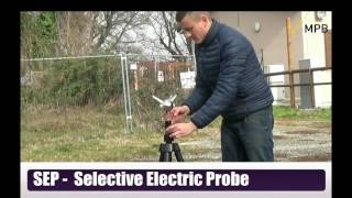 SEP Selective Electric Probe  -  sample of use