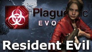 Plague Inc: Custom Scenarios - Resident Evil