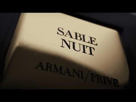 Giorgio Armani Armani Prive Sable Nuit