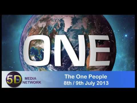 The One People 8/9 July 2013