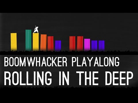 Rolling in the Deep - Boomwhackers
