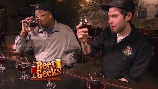 Stone Cellar Brewpub Sneak Peek | Beer Geeks - Ora TV