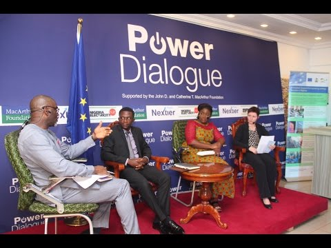 "May 2017 Nextier Power Dialogue on ""Smart Buildings: Energy Efficiency in Nigeria's Real Estate"""