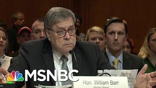 Trump Campaign Was Not Spied On: DOJ IG; Barr Reverts To Deceit | Rachel Maddow | MSNBC