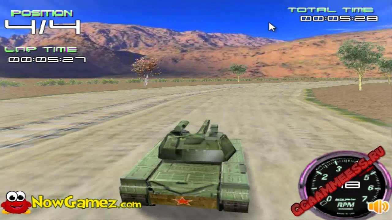 Игры для мальчиков Танки онлайн 3 - YouTube