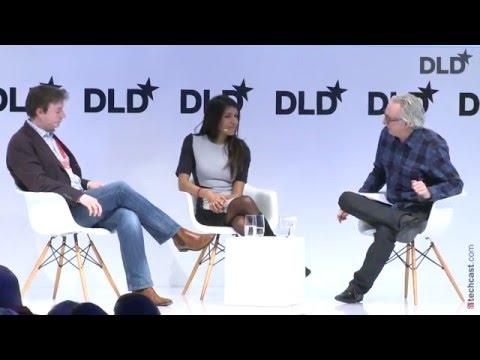 Enabling Social Entrepreneurship (Leila Janah, Felix Oldenburg, David Kirkpatrick) | DLD16