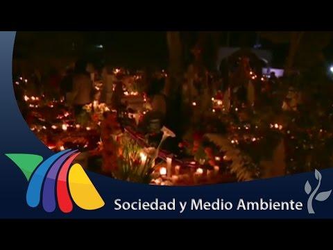 Día De Muertos Se Celebra De Forma Mágica En Michoacán   Noticias De Morelia