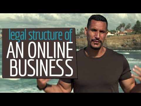 Legal Structure Of An Online Business