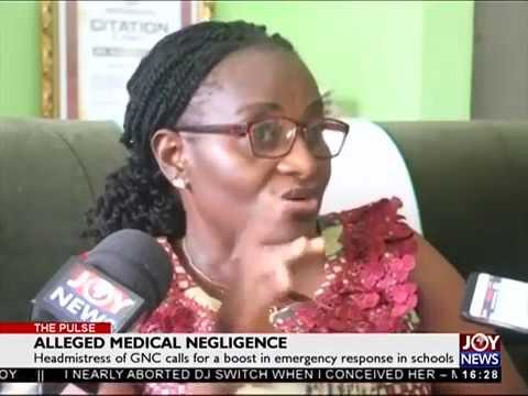 Alleged Medical Negligence - The Pulse on JoyNews (23-5-18)