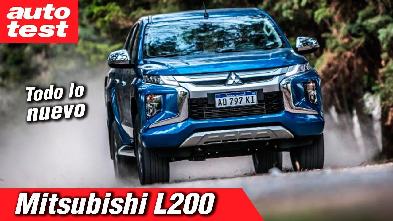 2021 Mitsubishi L200 Overview