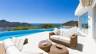Puerto Andratx Mallorca: Spektakuläre Villa in exklusiver Lage Ref.:8408
