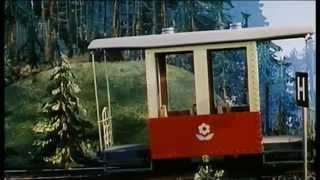 Sandmann kommt mit der Eisenbahn - Folge mit Pittiplatsch, Schnatterinchen, Moppi