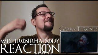 Westerosi Rhapsody REACTION
