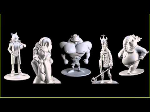 3D Printing for ZBrush Artists Webinar- REPLAY
