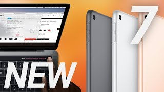New 2019 MacBook Air & MacBook Pro Released! iPad 7 In Production Soon!
