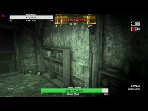 YOU KNOW THAT FEELING OF DEJA VU? WELL, LET'S EXPERIENCE THAT FEELING AGAIN   Outlast 2