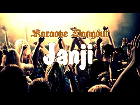 Karaoke Dangdut - Janji
