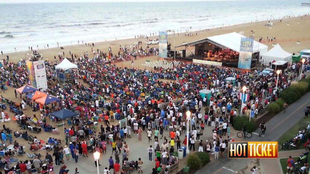 Funk Fest  Virginia Beach Va