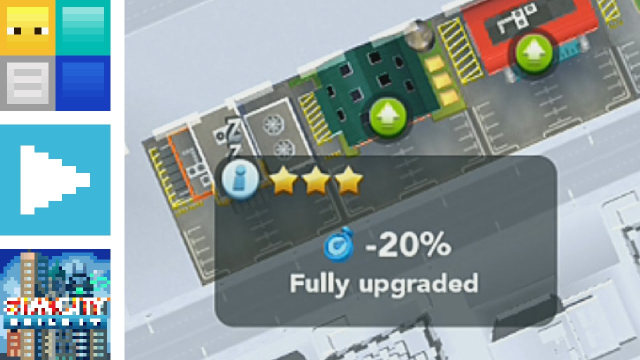 SimCity BuildIt - Grow Faster! Commercial Update | Blocks Plays BuildIt E20  | AYB65