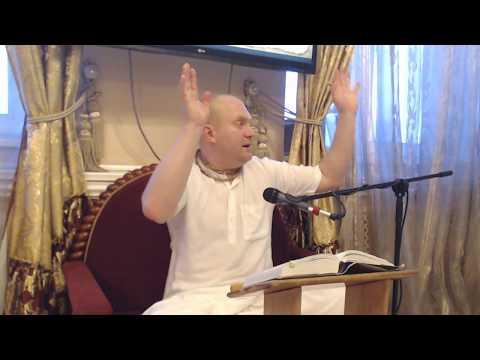 Чайтанья Чаритамрита Ади 3.82-87 - Шринатх Падит прабху