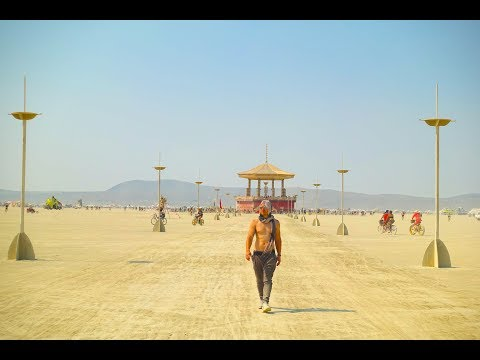 Burning Man 2017.  Наш Бернинг Мэн 2017. Часть 1.
