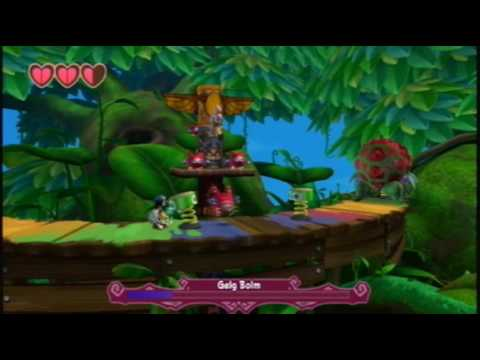 Klonoa (Wii) - Vision 3-2 [2/2] - Boss: Gelg Bolm