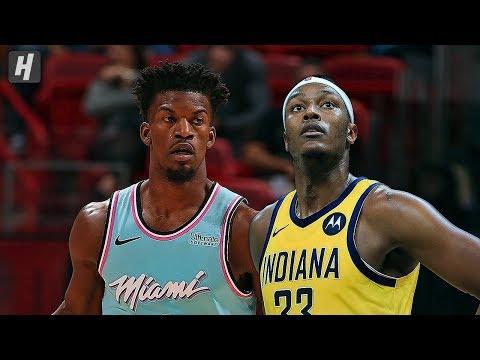 Indiana Pacers Vs Miami Heat - Full Game Highlights | December 27, 2019 | 2019-20 NBA Season