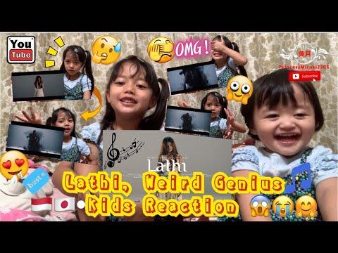 lathi---reaksi-anak-jepang-(weird-genius)-kids-honest-react-||-kehidupan-anak-indonesia-di-jepang