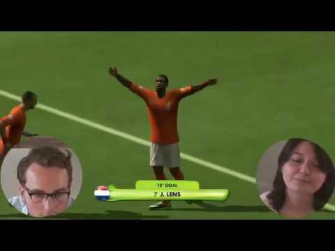 FIFA voorspelling WK 2014 Nederland Spanje nederland spanje
