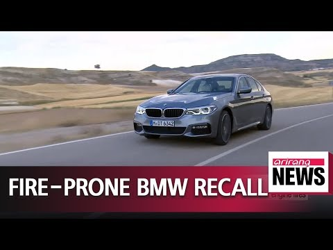 BMW Korea to voluntarily recall 42 models, some 160,000 units after engine fires
