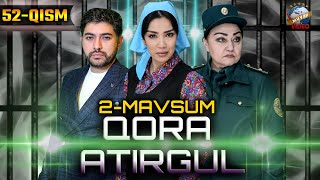 Qora atirgul (o'zbek serial) 112-qism | Кора атиргул (узбек сериал) 112-кисм онлайн томоша килиш